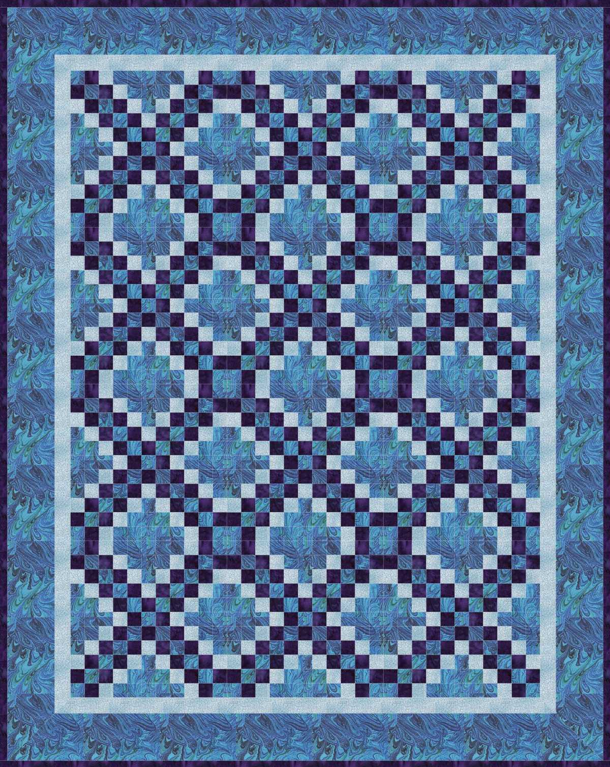 Kathy K. Wylie Quilts – Geometric SHAPES in Quilts: Squares and ... : geometric quilt patterns free - Adamdwight.com