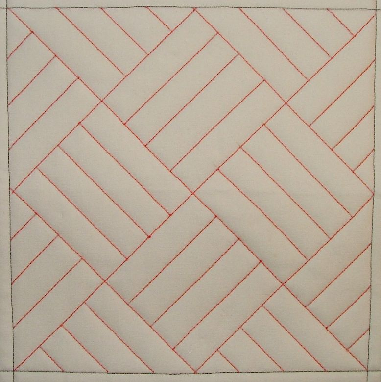 Artrage Straight Line : Machine quilting practice straight lines kathy k