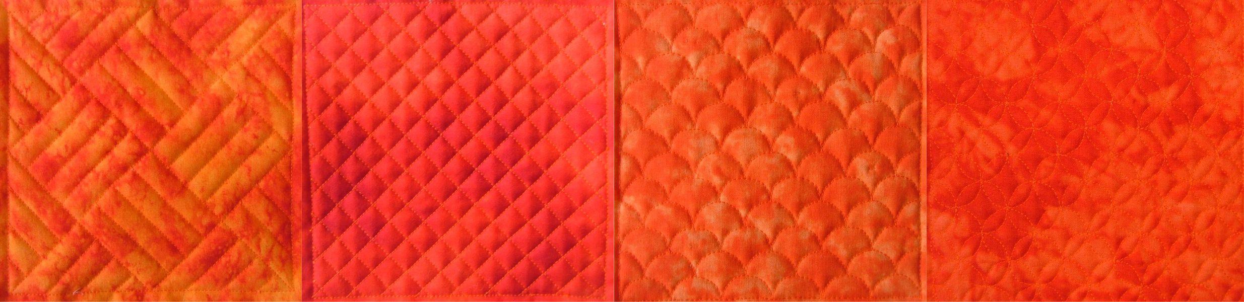 Kathy K. Wylie Quilts – Texture Magic : orange quilt fabric - Adamdwight.com