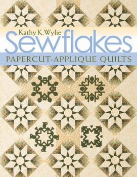 Sewflakes book